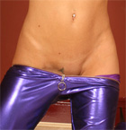 Tiny Karen Wearing Shiny Blue - Picture 10