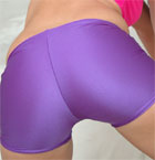 A Cute Ass In Pink Lycra - Picture 6